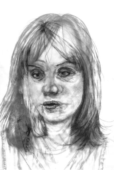Adele van Heerden, 'Portrait of Idille', 2017