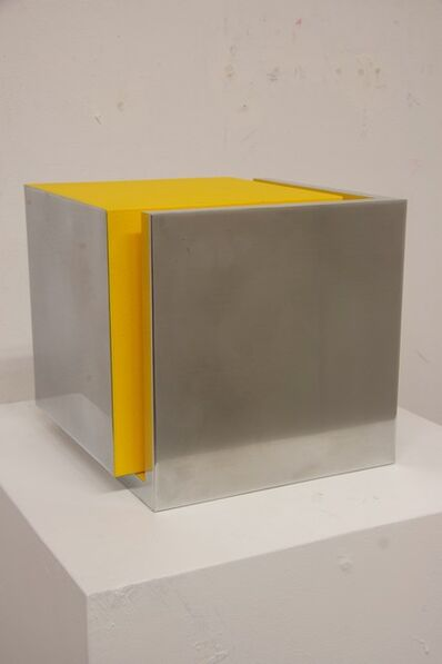Arno Kortschot, 'Captured Cube Yellow', 2017