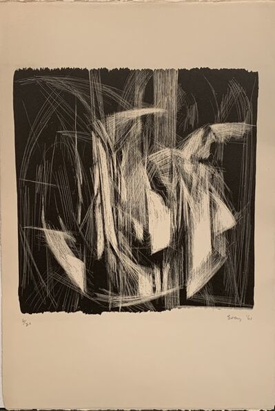 Cleve Gray, 'Untitled', 1961