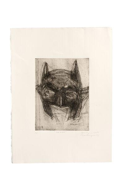 Judy Glantzman, 'Batman', 2016