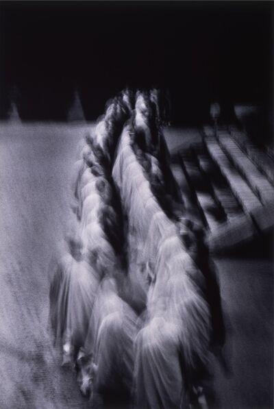 Petah Coyne, 'Untitled #883 (Tear Drop Monks, Monk Series)', 1997