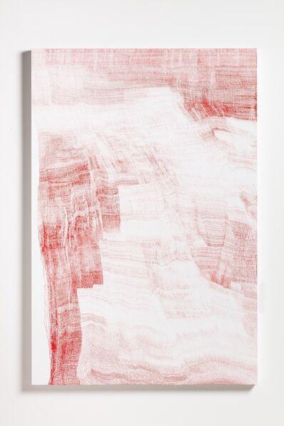 Mio Yamato, 'RED DOT 61', 2020