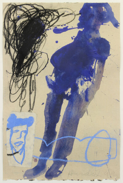 James Havard, 'Looking after the Blue Torero', 1999