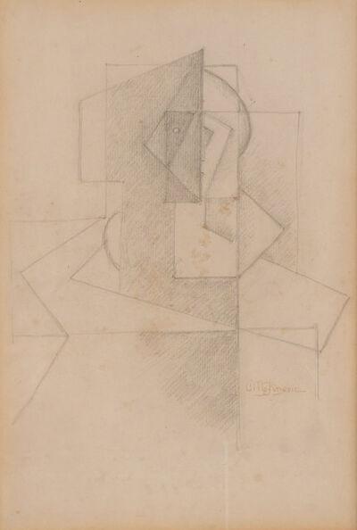 Jean Metzinger, 'Femme', 1911