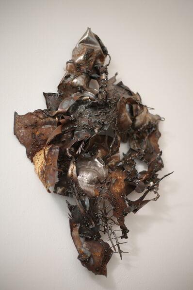 Viktoria Strecker, 'Glutnest', 2017