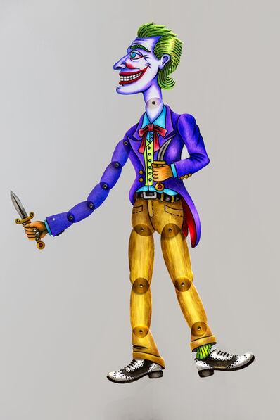 Spyros Aggelopoulos, 'Joker', 2018