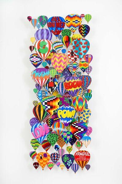 David Kracov, 'Love is in the air - Horizontal ( mini) ', 2020