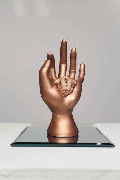 Marilyn Narota Gomez, 'Rose Gold Dentata', 2017