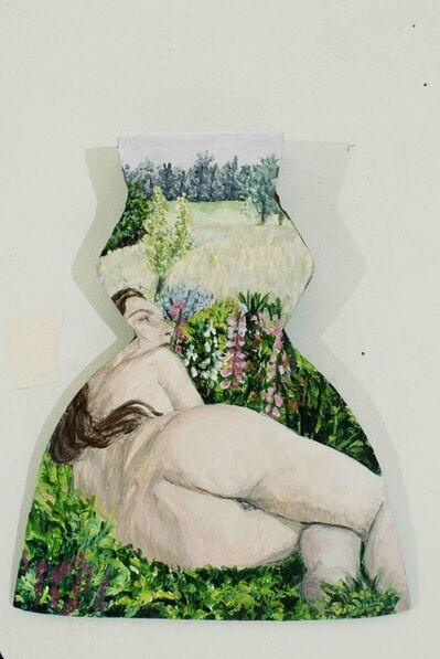 Betty Tompkins, 'Backdrop', 2000