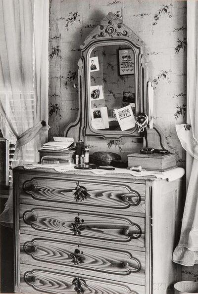 Walker Evans, 'Victorian Interior, Oldwick, New Jersey'