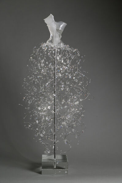 Estella Fransbergen, 'Glass girl', 2019