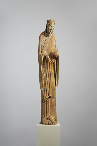 Unknown, 'The Astor Virgin', ca. 1150