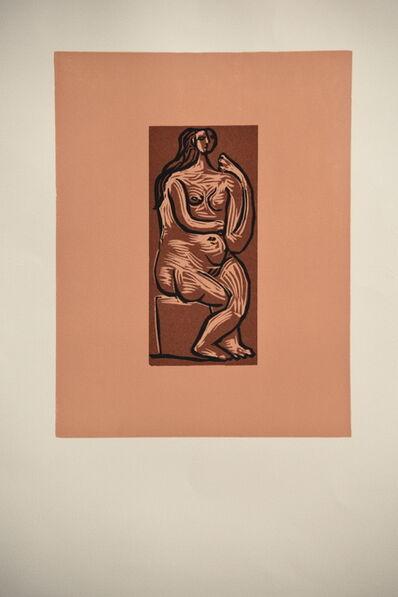 Pablo Picasso, 'Femme Nue Assise', 1962