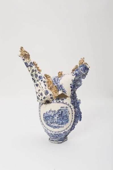 Francesca DiMattio, 'Cartouche', 2017