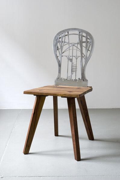 "Kranen / Gille, 'A ""Chrystal Palace"" Chair', 2007"