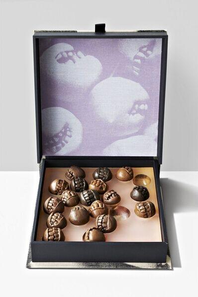 Rona Pondick, 'Sweet Tooth (Chocolates)', 1998