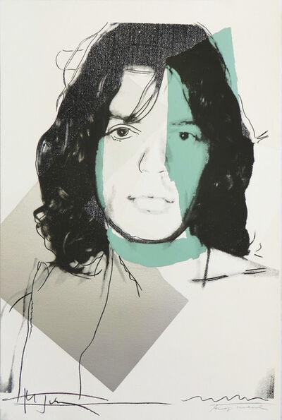 Andy Warhol, 'Mick Jagger II.138', 1975