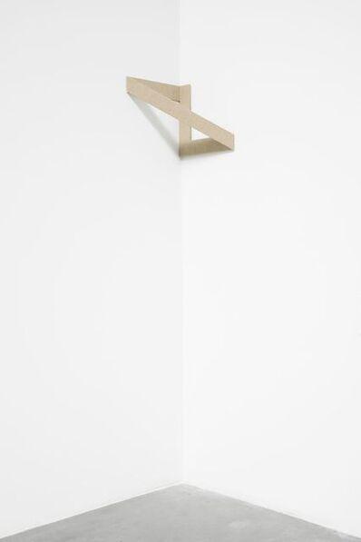 Gabriel Sierra, 'Untitled (arrangement for spiderweb), 1', 2011