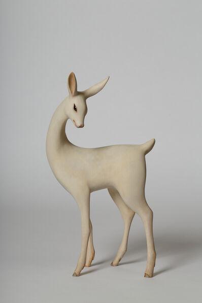 Yoshimasa Tsuchiya, 'Deer', 2017