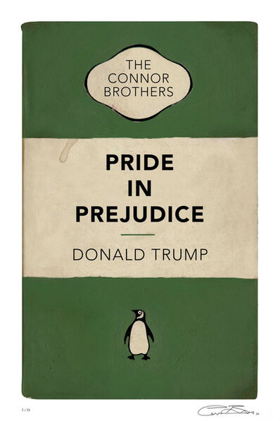 The Connor Brothers, 'Pride In Prejudice  - Artist Proof', 2020
