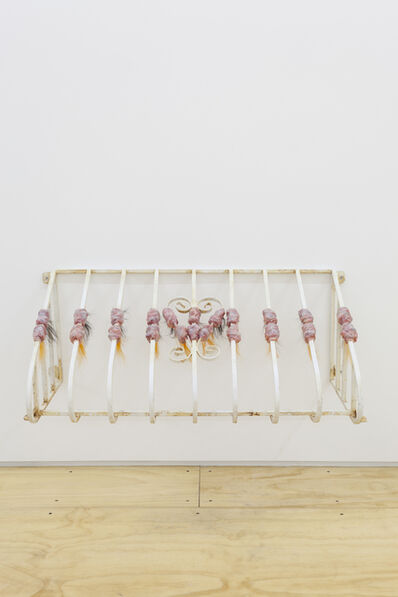 Stewart Uoo, 'Security Window Grill X', 2014