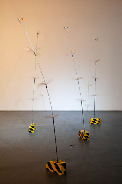 Andrew Luk 陸浩明, 'Waggle', 2021