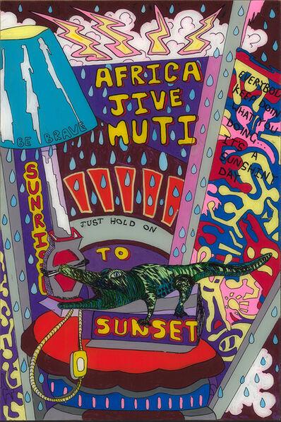 Norman O'Flynn, 'African Jive Muti', 2020