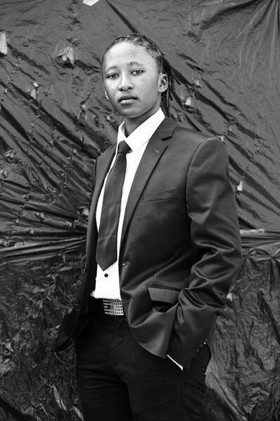 Zanele Muholi, 'Sharon 'Shaz' Mthunzu, Daveytown, Johannesburg', 2013