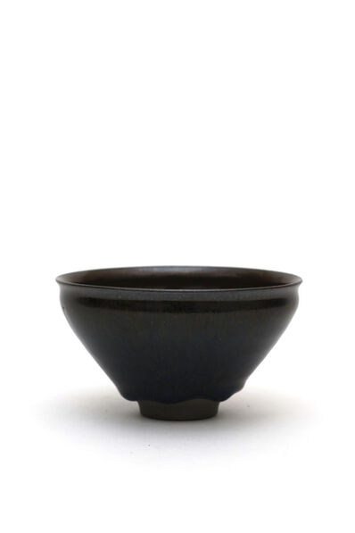 Noriyuki Furutani 古谷宣幸, 'Tenmoku tea bowl', 2018