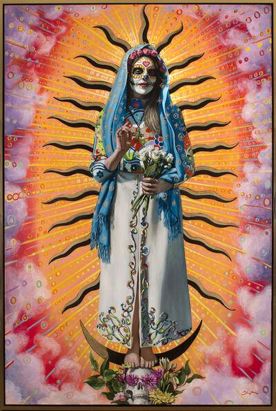 Brad Overton, 'Super Nova (Virgin of Guadalupe)', 2017