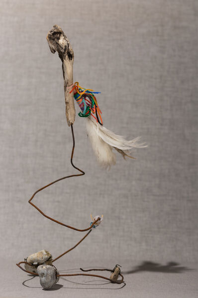 Sylvie Franquet, 'Parrot', 2016