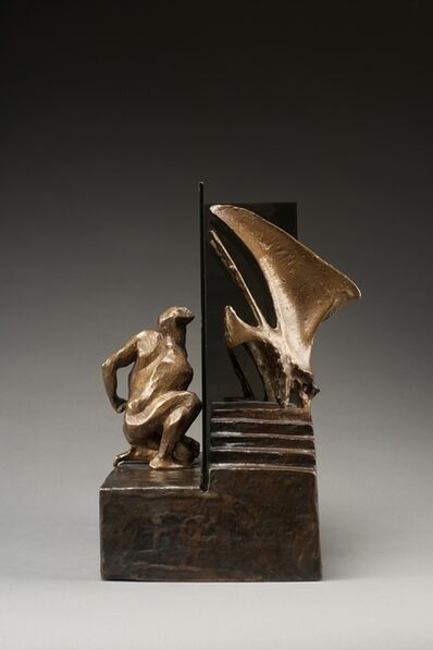 Michael Ayrton, 'Reflection of Flight', Conceived 1975 and cast before the artist's death