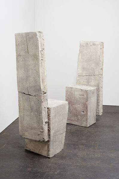 Dennis Gallagher, 'Chairs Facing Each Other', 2006