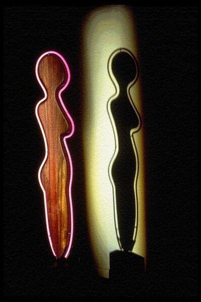 Margery Goldberg, 'Illuminated Outline'