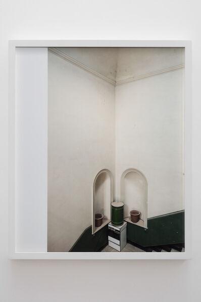 Armin Linke, 'Palazzo Ghiotti, Città Sant'Angelo Italy', 2018