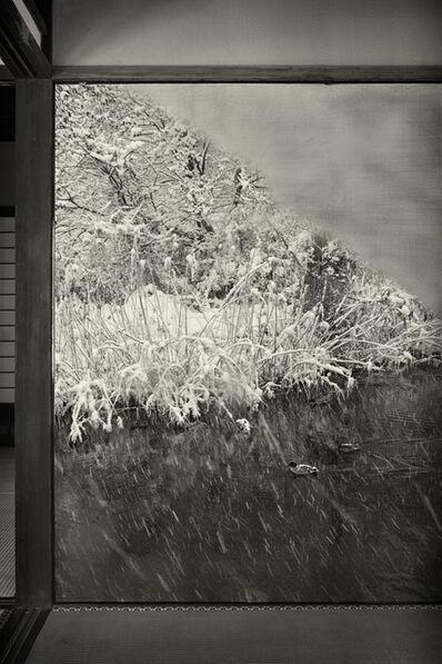 Kenji Wakasugi, 'Snow Duck', 2016