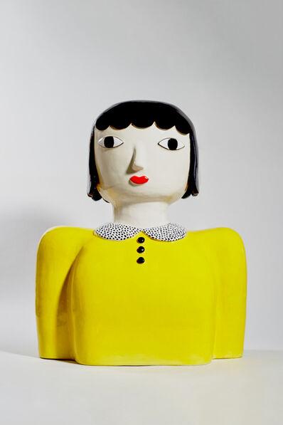 Kinska, 'Yellow', 2017-2019