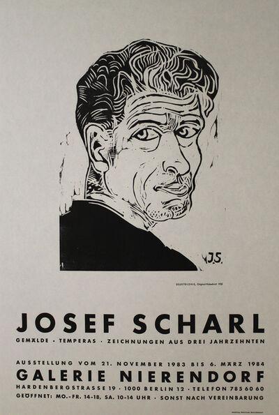 Josef Scharl, 'Selbstbildnis', 1935