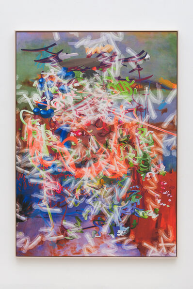 Petra Cortright, 'xfiles(iseekpasswords4pantyman parliaments climbing)', 2016