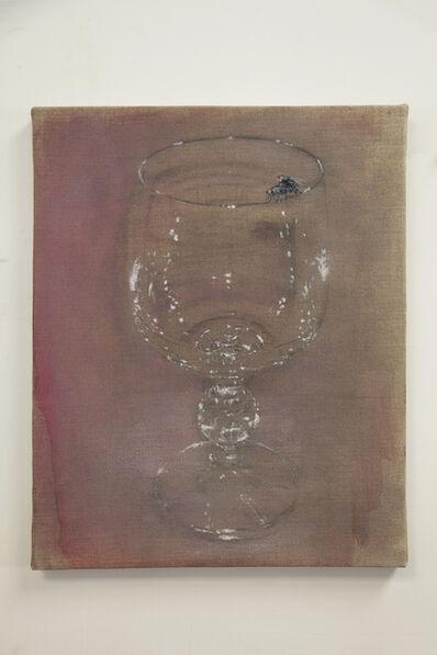 Eric Yahnker, 'Empty Goblet', 2020