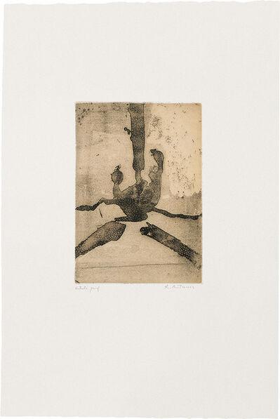 Robert Motherwell, 'Paroles peintes III: Untitled', 1967