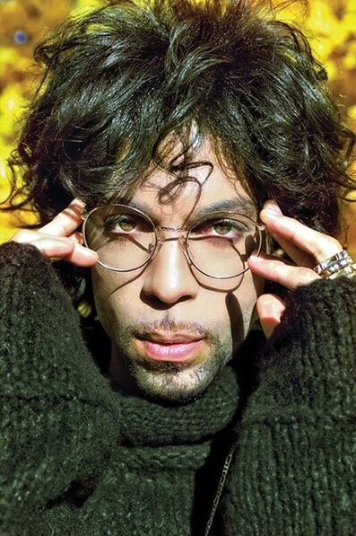 Steve Parke, 'Prince with Glasses', 1999