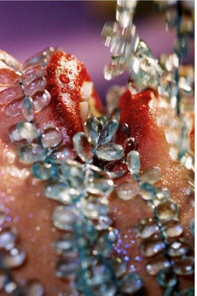 Marilyn Minter, 'Blue Shower', 2004