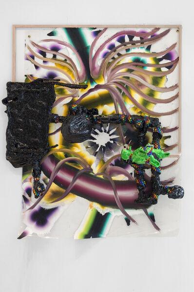 KAYA (Kerstin Brätsch / Debo Eilers), 'S Is For Shopping', 2013