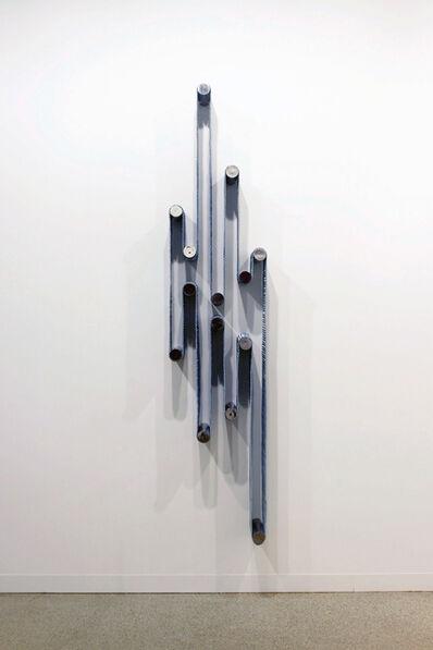 Artur Lescher, 'Río de Parede (vertical)', 2017