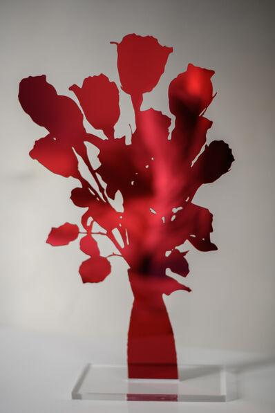 Joana P. Cardozo, 'Red Roses', 2018