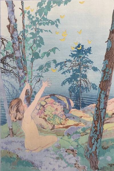 Walter Joseph Phillips, 'Summer Idyll', 1926