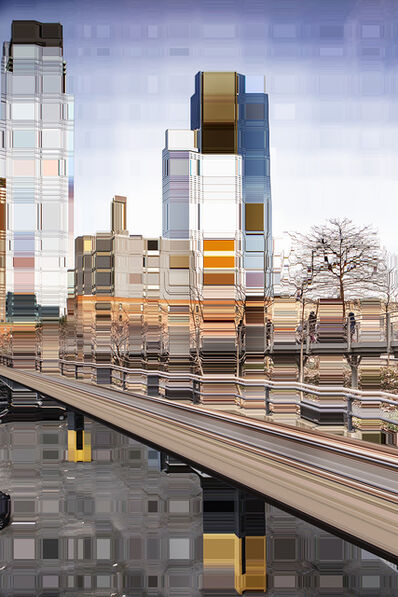 Asaf Gam Hacohen, 'The Highline NYC', 2019