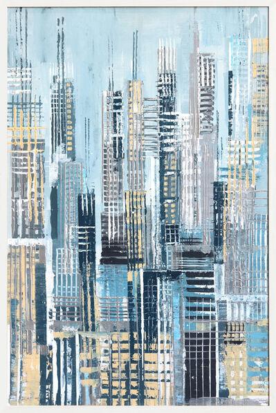 Ivana Milosevic, 'Between The City Lines', 2019