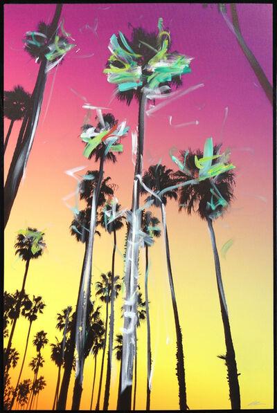 Pete Kasprzak, 'Santa Barbara Over Palms', 2021